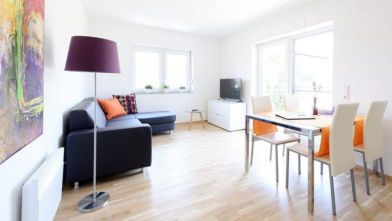 Neues stylische Apartment am sonnigen Ostufer des Klopeiner Sees., holiday rental in Gallizien