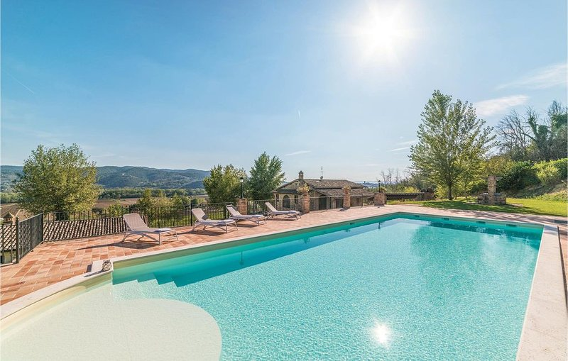 3 Zimmer Unterkunft in Torgiano PG, location de vacances à Torgiano