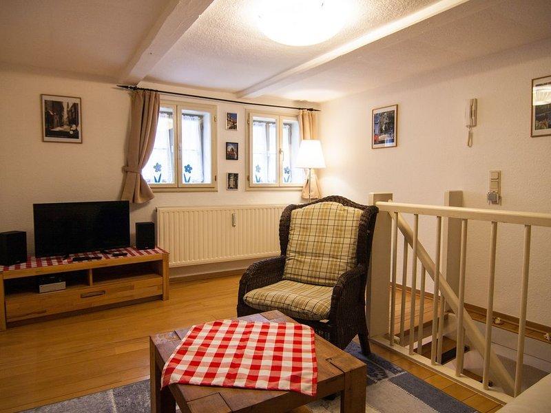 Ferienwohnung/App. für 3 Gäste mit 50m² in Quedlinburg (54850), location de vacances à Quedlinburg