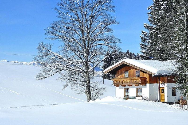 Ferienhaus Kathrin, St. Koloman, holiday rental in Abtenau