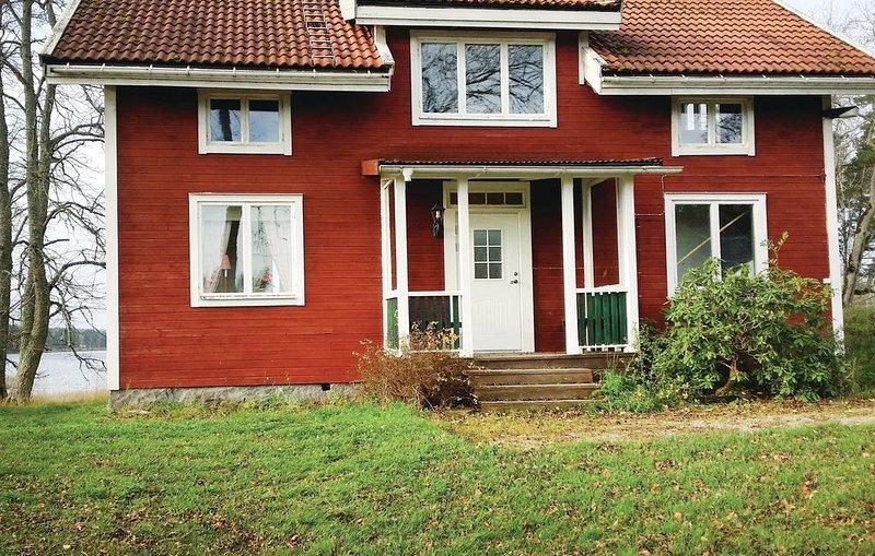 3 Zimmer Unterkunft in Strängnäs – semesterbostad i Södermanlands län