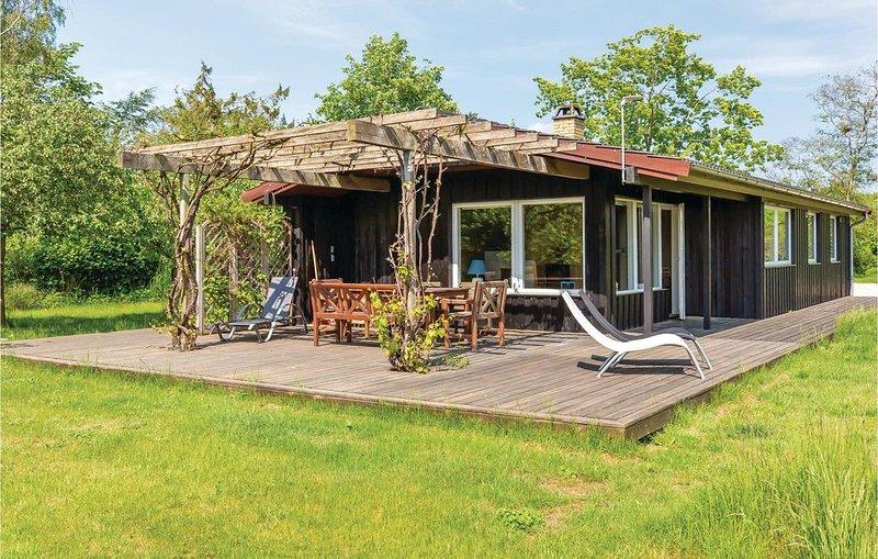 3 Zimmer Unterkunft in Holbæk, location de vacances à Skjoldenaesholm