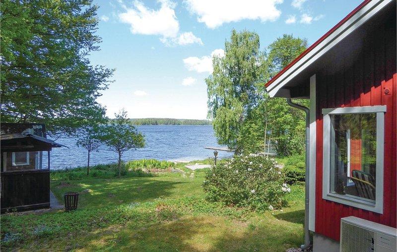 2 Zimmer Unterkunft in Arkelstorp, location de vacances à Sölvesborg