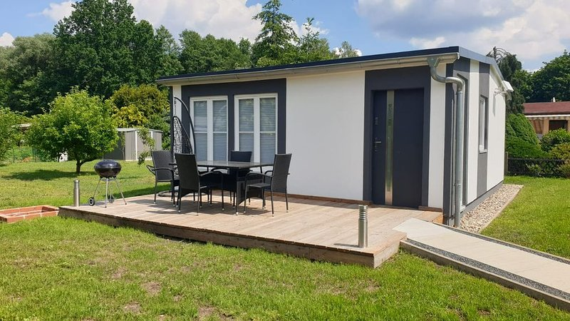 Ferienbungalow Kranichnest, vacation rental in Rheinsberg