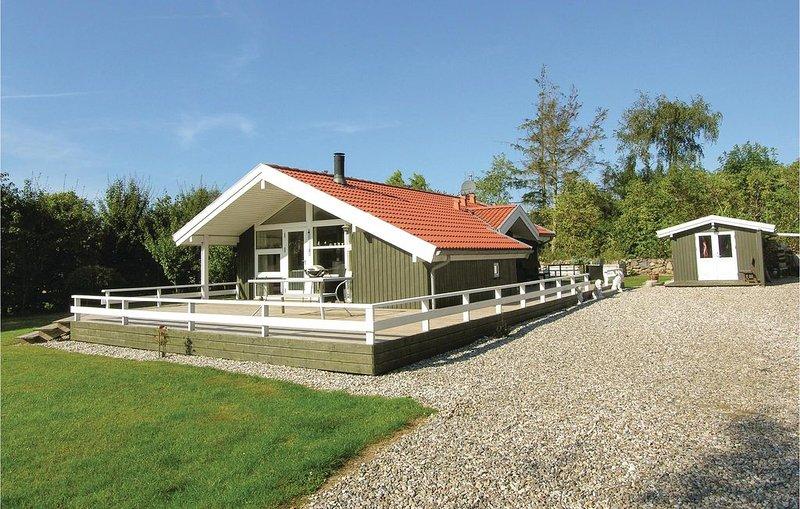 3 Zimmer Unterkunft in Humble, Ferienwohnung in Marstal