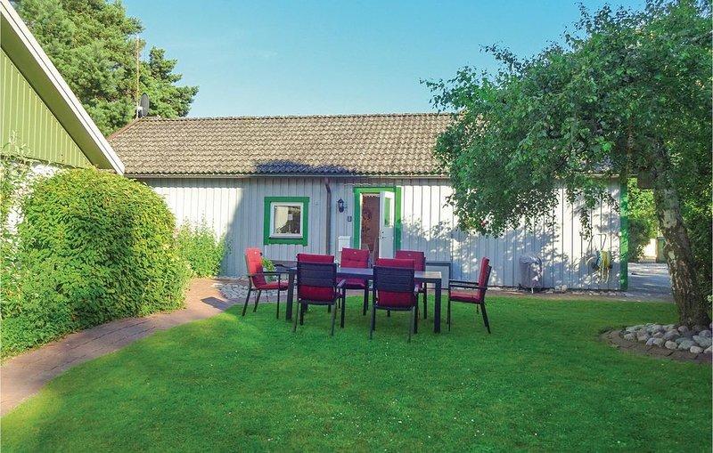 1 Zimmer Unterkunft in Höllviken, holiday rental in Malmö