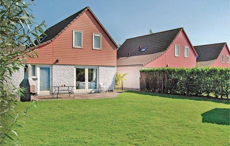 4 Zimmer Unterkunft in Wemeldinge, location de vacances à Goes