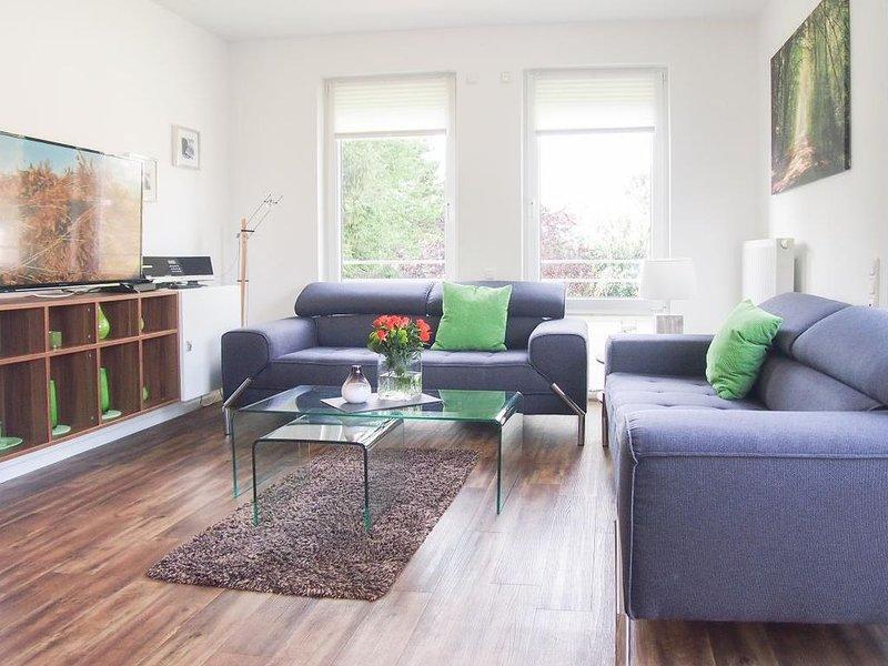 Fereinwohnung Haus Sonnenschein Wohnung 6, holiday rental in Bad Schwartau