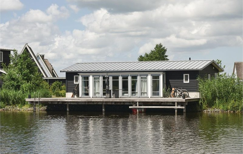 2 Zimmer Unterkunft in Giethoorn, alquiler vacacional en Hasselt