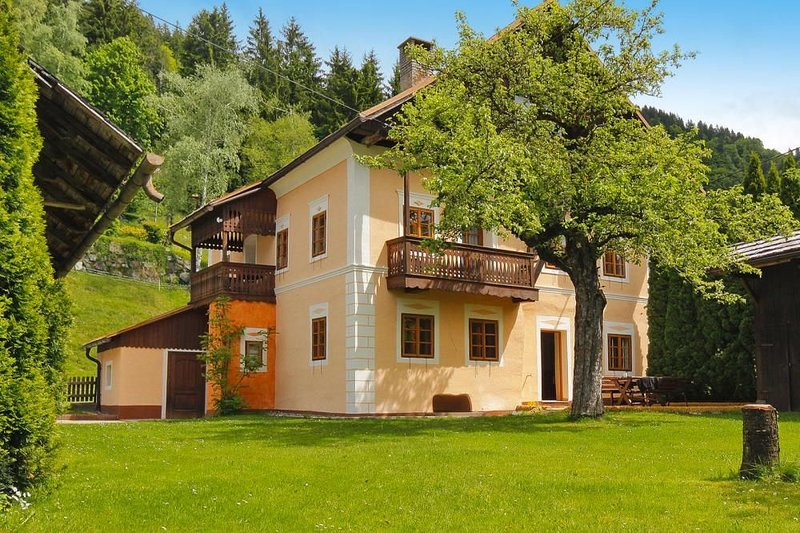 Landhaus Weger, Kirchbach, holiday rental in Jenig
