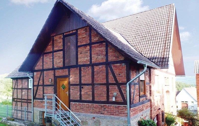 2 Zimmer Unterkunft in Lügde, vacation rental in Elbrinxen