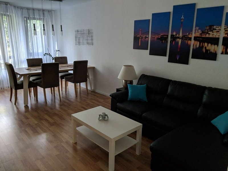 2-Zimmer-Apartment Ratingen Ost, holiday rental in Ratingen