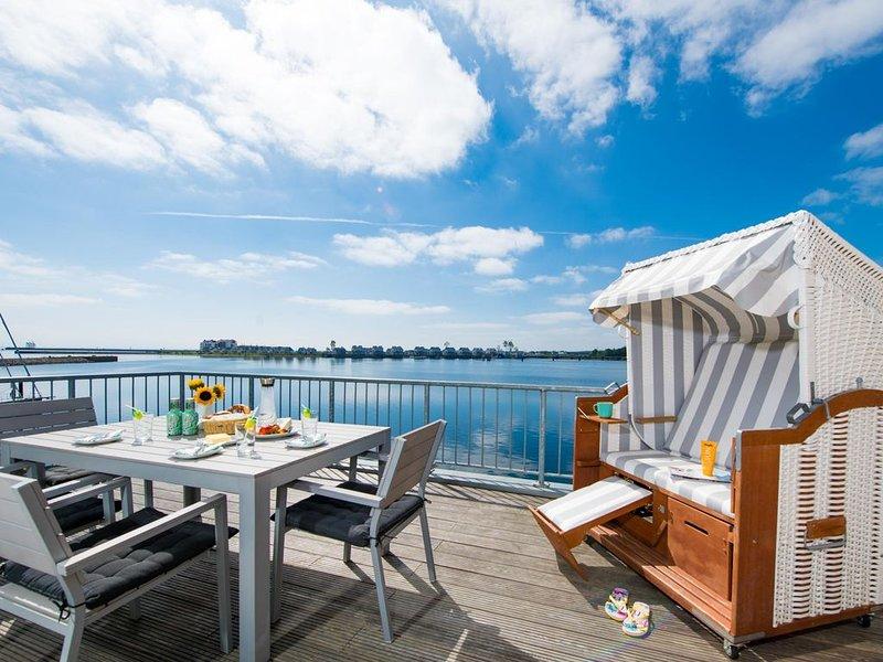 Ferienwohnung Waterkant, casa vacanza a Kappeln