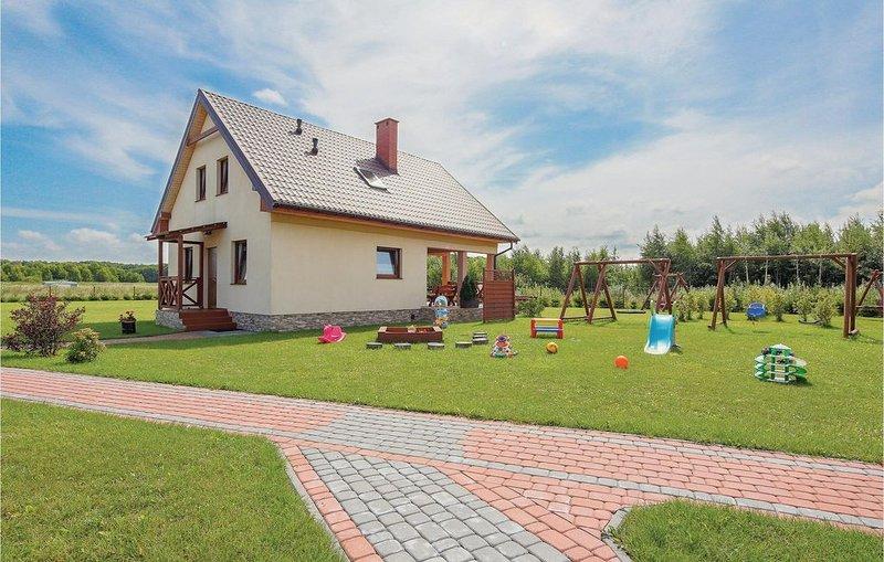 3 Zimmer Unterkunft in Mscicie, location de vacances à Osieki