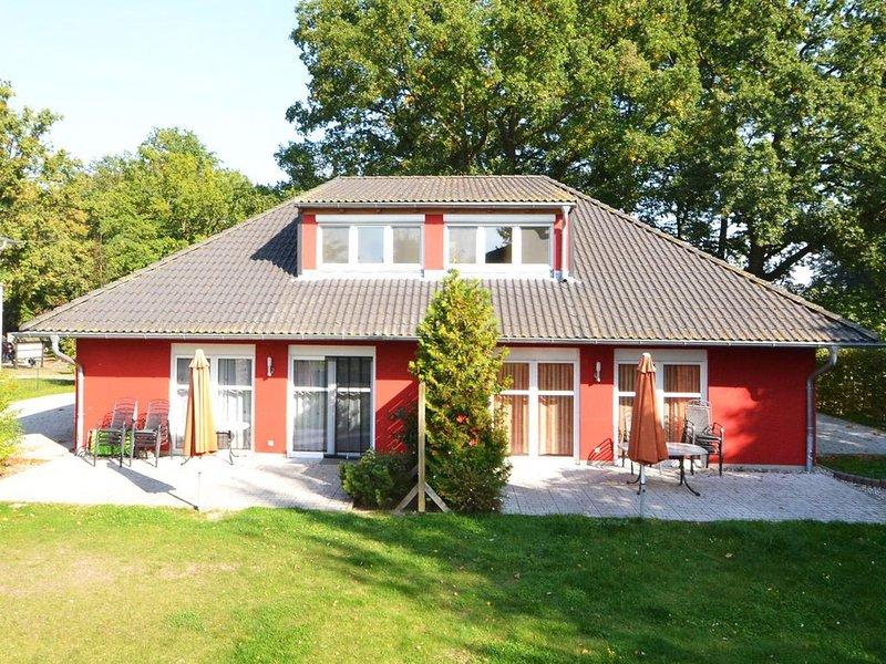 Ildyllisch gelegene DHH für bis zu 8 Personen., holiday rental in Usedom Island