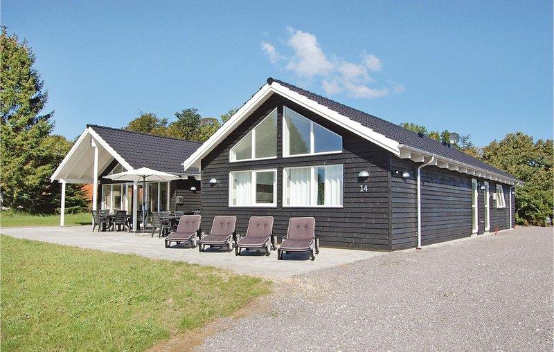 7 Zimmer Unterkunft in Tranekær, location de vacances à Langeland