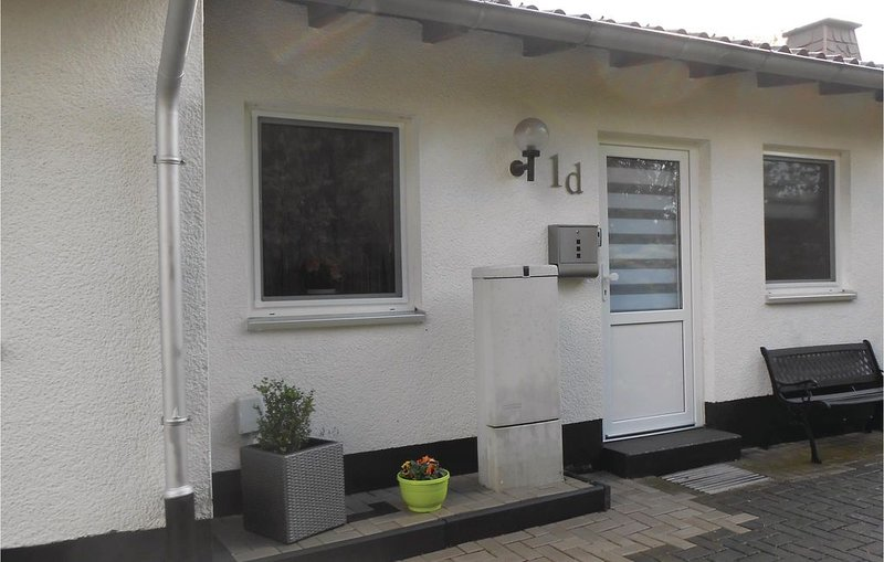 1 Zimmer Unterkunft in Diemelsee OT Sudeck, holiday rental in Bad Arolsen