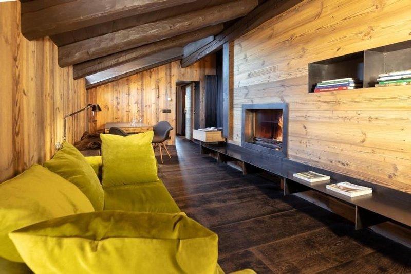 Ferienwohnung Sauris für 1 - 4 Personen mit 2 Schlafzimmern - Mehrstöckige Ferie, holiday rental in Santo Stefano di Cadore