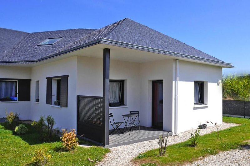 Doppelhaushälfte, Guissény, holiday rental in Guisseny
