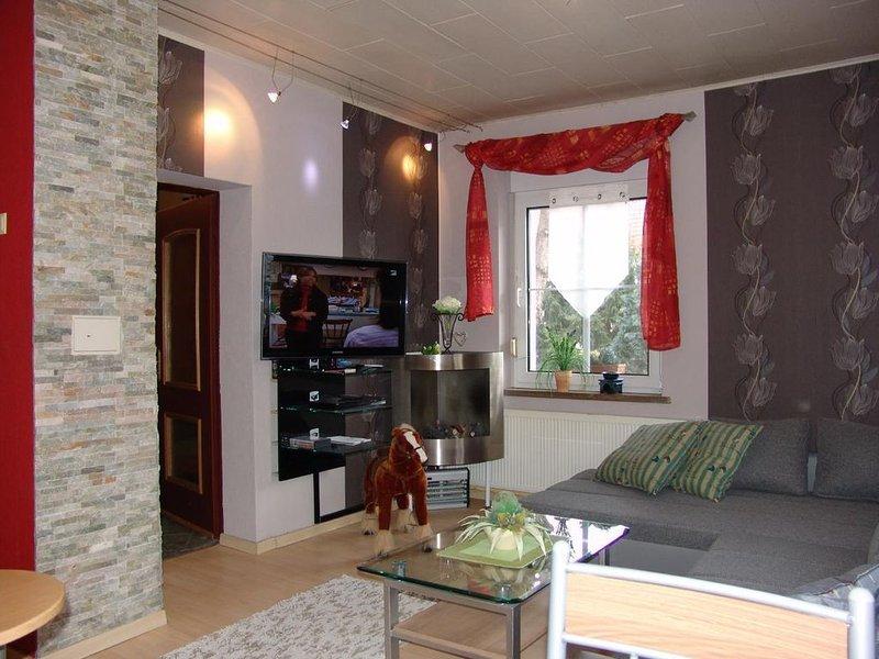 Ferienwohnung Lübbenau für 1 - 4 Personen - Ferienwohnung, holiday rental in Schmogrow Fehrow