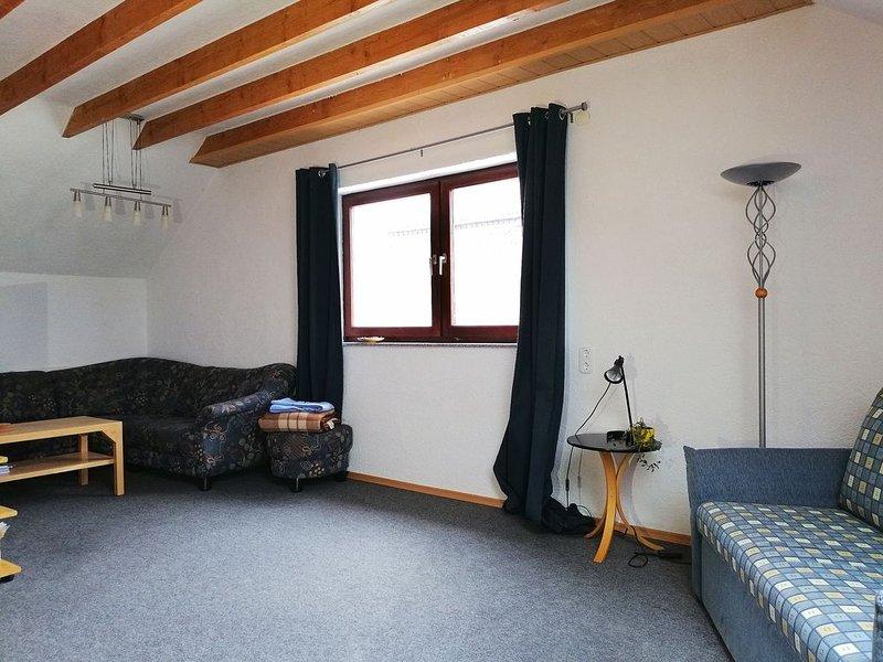 Freistehendes Ferienhaus, Ferienwohnung 1/ für 2-4 Personen, W- LAn frei, holiday rental in Ellscheid