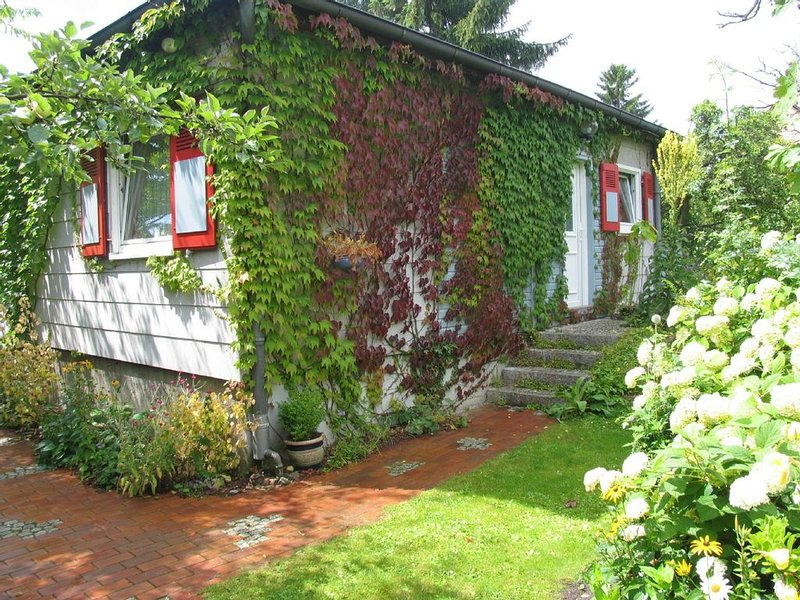 Entrance cottage