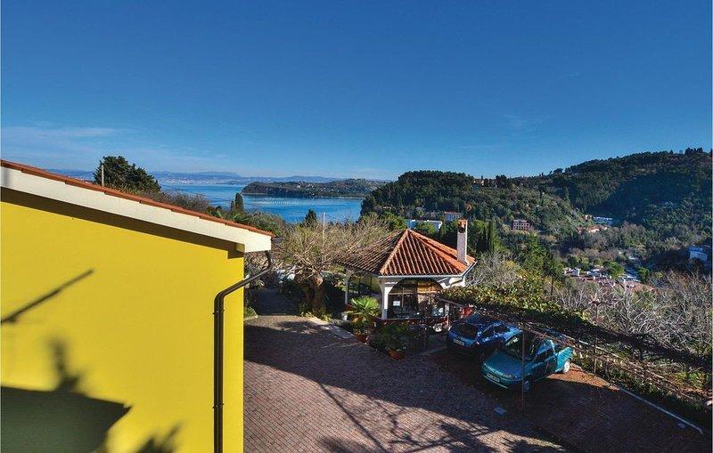 1 Zimmer Unterkunft in Piran, holiday rental in Piran