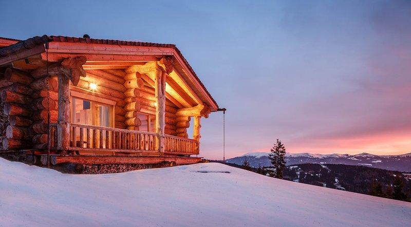 KLIPPITZ Resort Apartments & Chalet, location de vacances à Hirschegg Rein