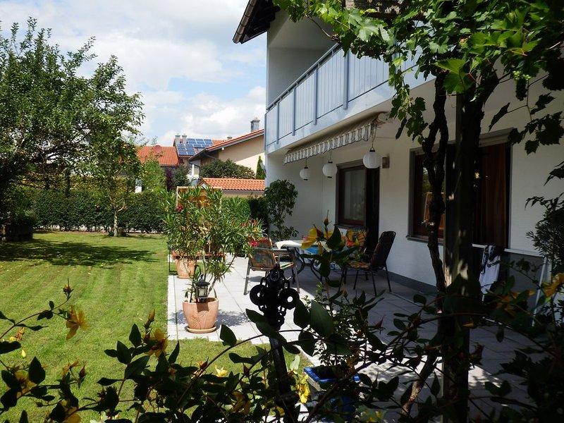 Ferienwohnung Andrea liegt direkt in Kaufbeuren im Allgäu!, vacation rental in Landsberg am Lech