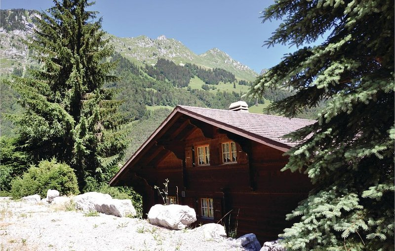 4 Zimmer Unterkunft in Im Fang, holiday rental in Canton of Fribourg