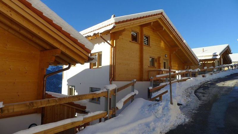 Ferienwohnung/App. für 4 Gäste mit 80m² in Sankt Peter-Pagig (116643), vacation rental in Tschiertschen