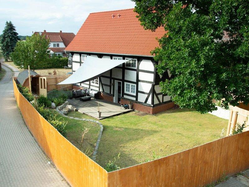 Luxus Ferienhaus zum Entspannen, Urlaub machen oder feiern, location de vacances à Schwarmstedt