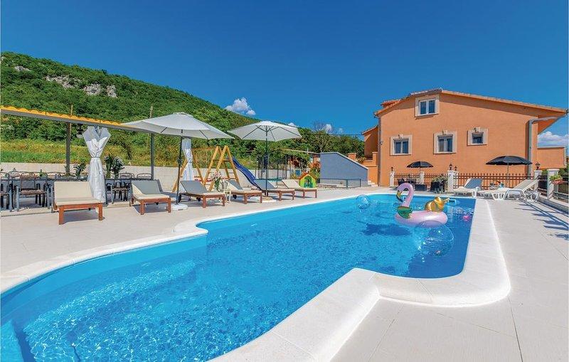 5 Zimmer Unterkunft in Sinj, casa vacanza a Hrvace