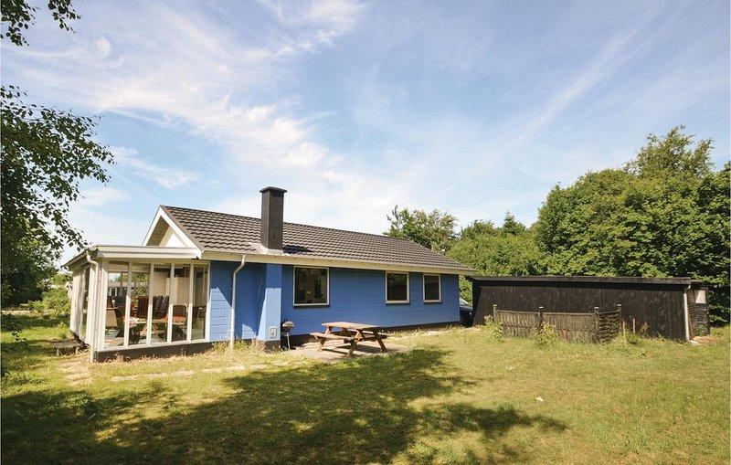 3 Zimmer Unterkunft in Hjerm, aluguéis de temporada em Lihme