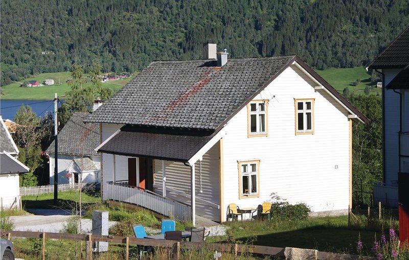 2 Zimmer Unterkunft in Vossestrand, location de vacances à Granvin