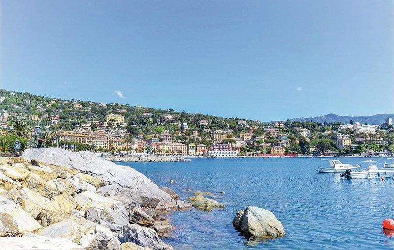 1 Zimmer Unterkunft in S. Margherita Ligure, holiday rental in Santa Margherita Ligure