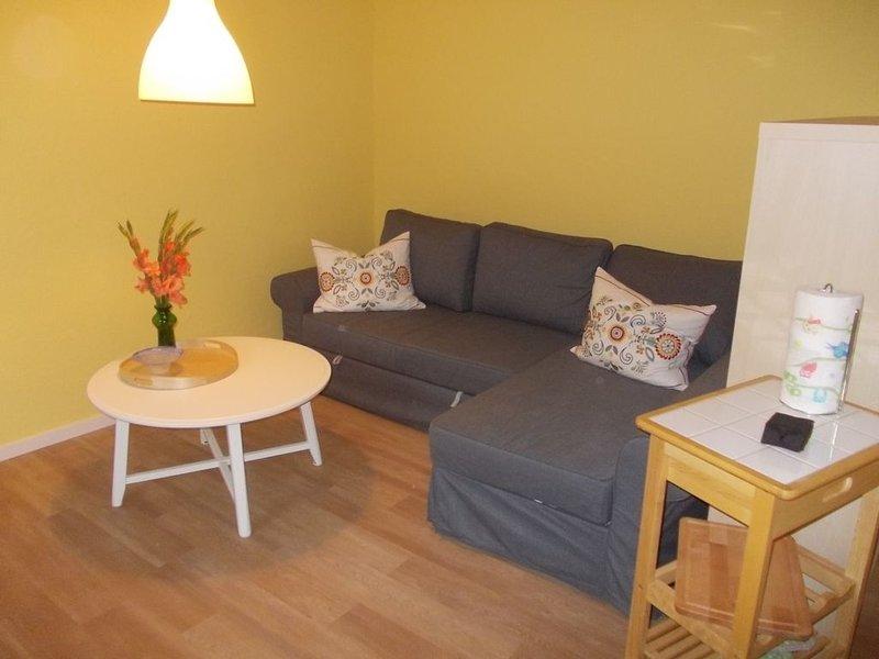 Ferienwohnung/App. für 2 Gäste mit 40m² in Marlow (93355), vacation rental in Semlow