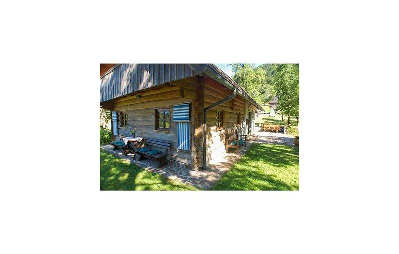3 Zimmer Unterkunft in Bohinjska Bela, holiday rental in Sv. Lenart