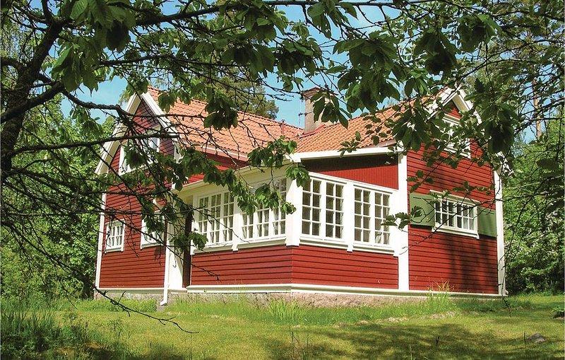 3 Zimmer Unterkunft in Vimmerby, location de vacances à Horn