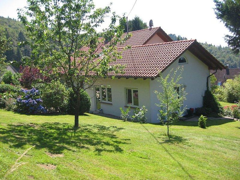 Ferienhaus, 50qm, 1 Schlafzimmer, max. 2 Personen, location de vacances à Britzingen