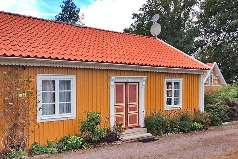 Ferienhaus, Hagby – semesterbostad i Kalmar