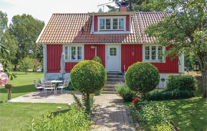 3 Zimmer Unterkunft in Sölvesborg, location de vacances à Sölvesborg