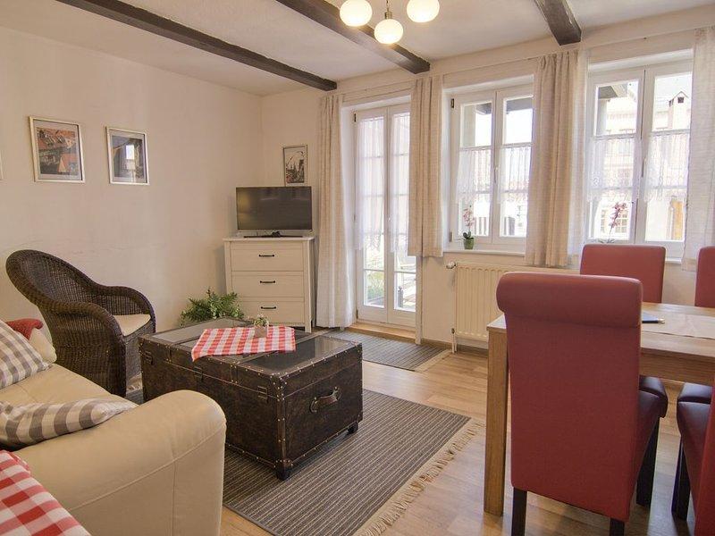 Ferienwohnung/App. für 2 Gäste mit 45m² in Quedlinburg (54853), location de vacances à Halberstadt