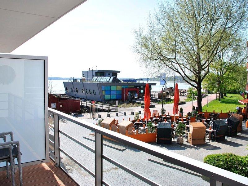 Ferienwohnung/App. für 3 Gäste mit 46m² in Eckernförde (14789), holiday rental in Eckernforde