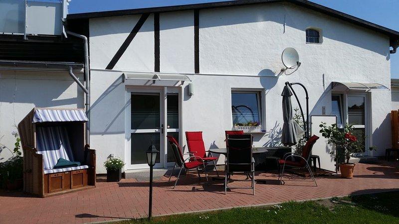 Gemütliche Ferienwohnung zum  Wohlfühlen, casa vacanza a Zinnowitz