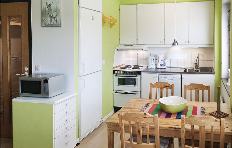 1 Zimmer Unterkunft in Pauliström, vacation rental in Ingatorp