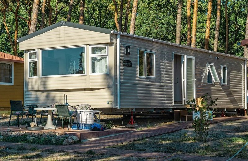 Ferienhaus Brandenburg für 1 - 4 Personen - Ferienhaus, location de vacances à Havelsee