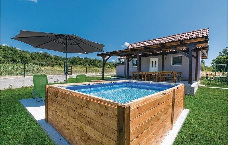1 Zimmer Unterkunft in Bratina, holiday rental in Jastrebarsko