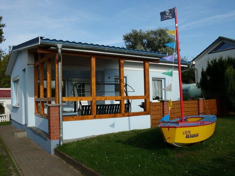 Ferienhaus für 4 Gäste mit 47m² in Hohenkirchen (96488), holiday rental in Hohenkirchen