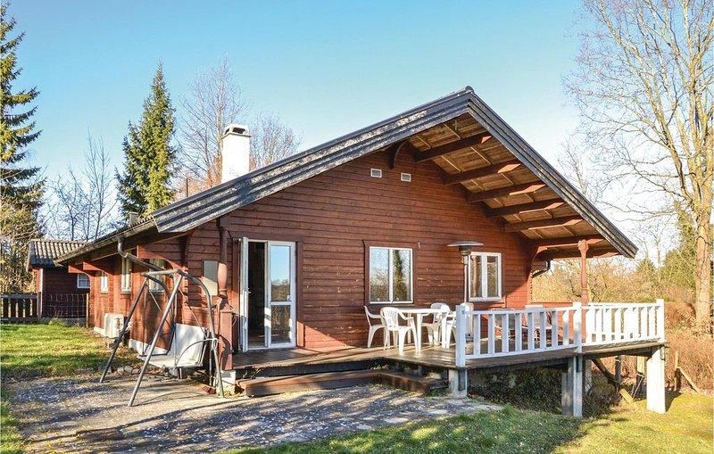 3 Zimmer Unterkunft in Frederiksværk, aluguéis de temporada em Jaegerspris